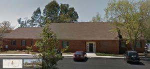Bessie Tift College,Forsyth Library,Georgia,GA,c1905,Bookshelves,Monroe County